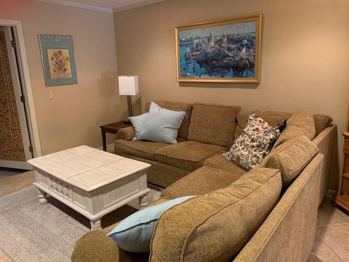 SSI Condo Comfy, Clean and Close-