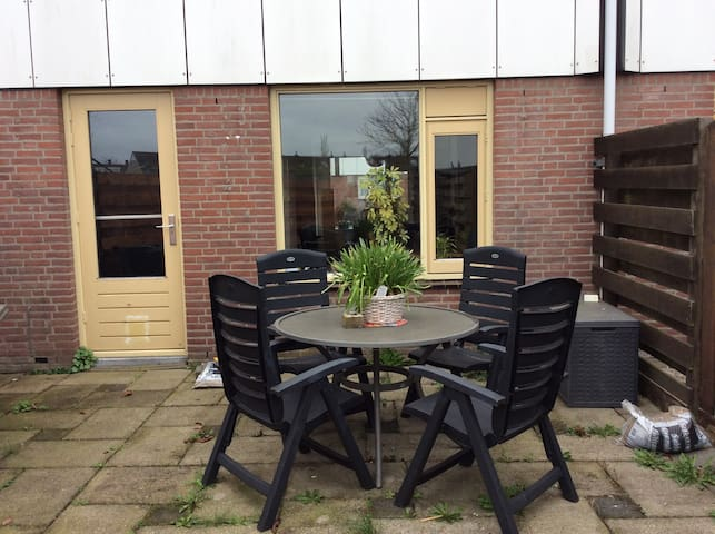 Hele woning, bij Schiphol, bos en Keukenhof - Hoofddorp - House