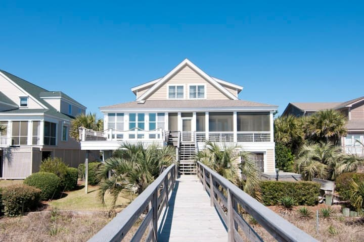 Alive After Five, 6BR/5BA Oceanfront Beach House