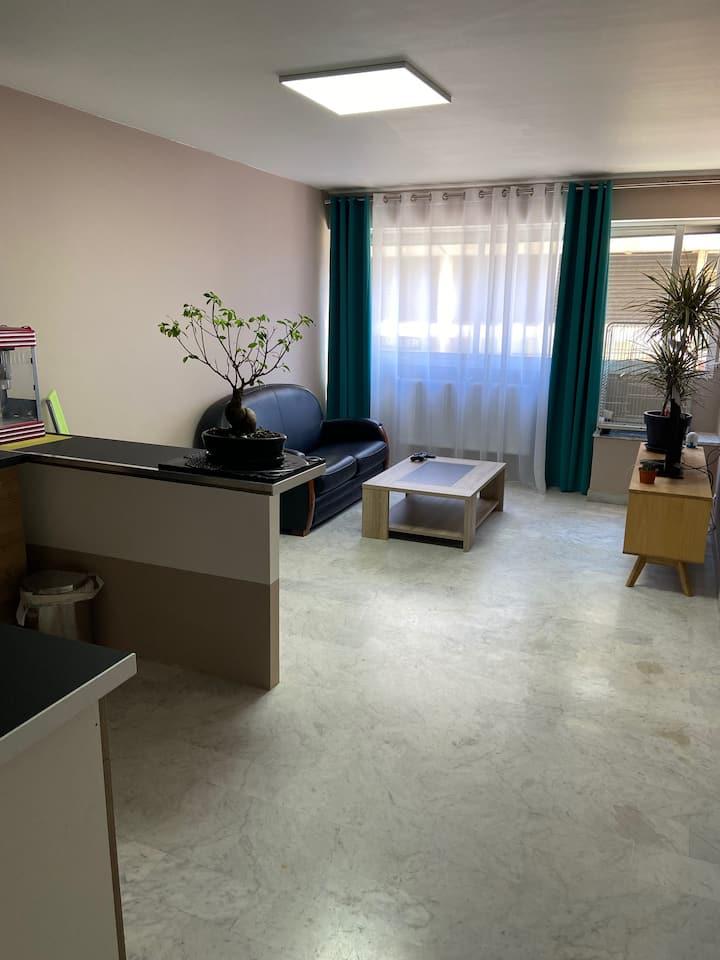 Appartement Neuf au coeur de Nice