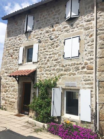 maison pour séjour secteur le PUY EN VELAY - Saint-Germain-Laprade - House