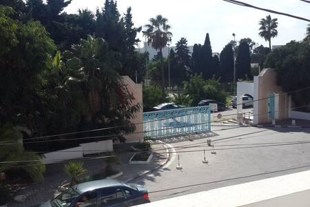Apartement in front of hotel Bel Azure - hammamet