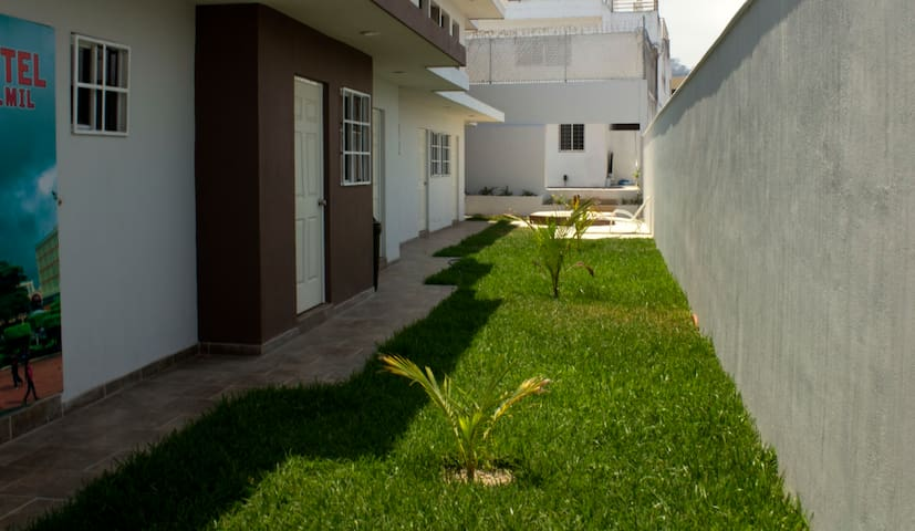 Habitación privada en Hotel Almil