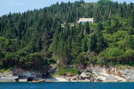 Villa Glaros B&B - Gaios