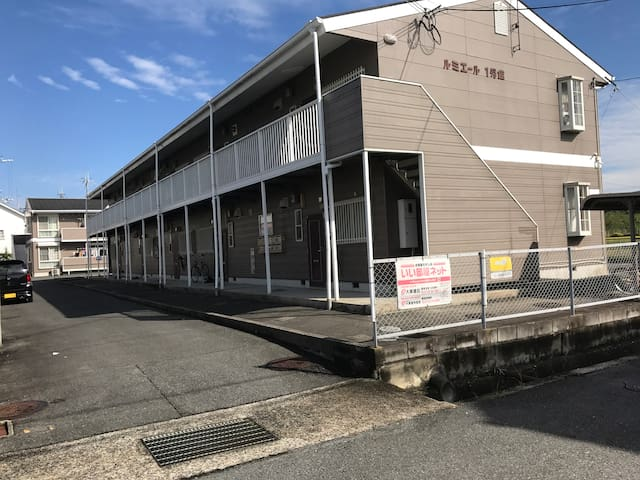 中国爷爷奶奶在奈良的家 免费JR奈良接站 FREE pick up from JR Nara
