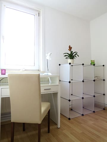 Helles Zimmer in der Innenstadt - Erfurt - Lägenhet