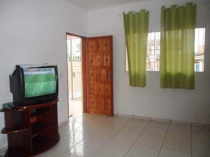 Casa em Itanhaém - 180 metros da praia