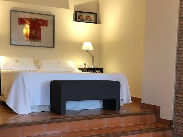 Junior Suite Arbequina, Hotel Cresol