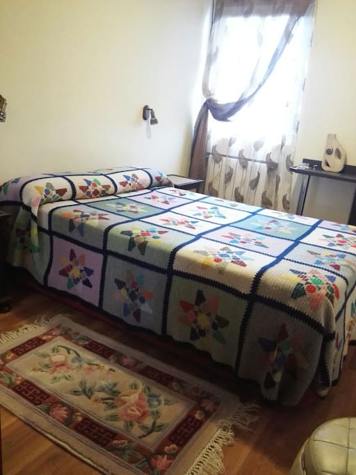 bedroom fully furnished