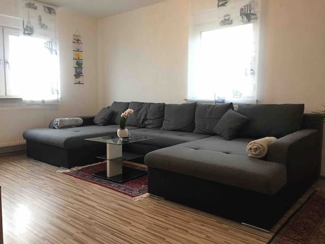 Gemütliches neu renoviertes Apartment im Spessart