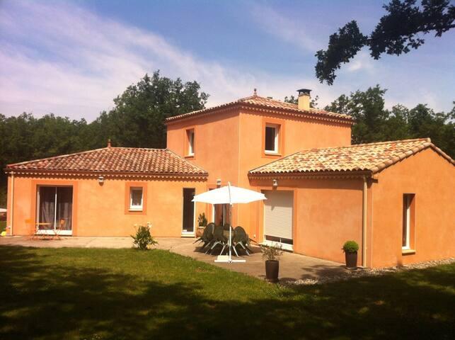 Maison Lagarrigue - Gindou - Casa