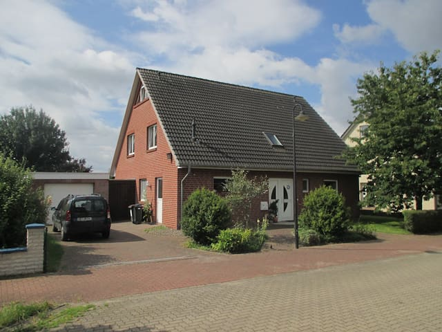 House for the family between Uelzen and Lüneburg
