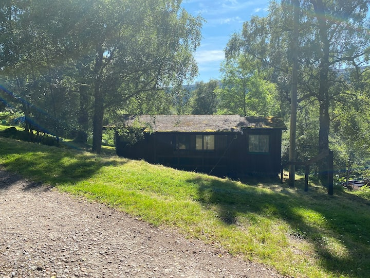 Woodland Chalet No 5, near Lochness