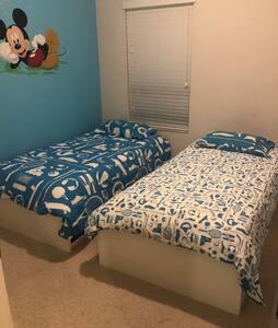 Habitación Disney