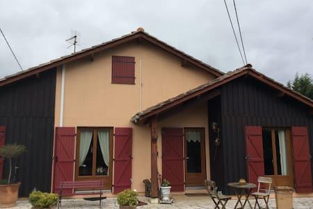 Maison avec jardin et piscine - Ayguemorte-les-Graves - บ้าน
