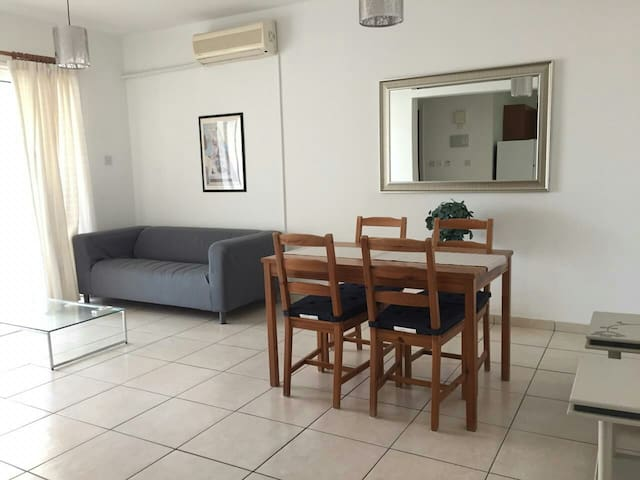One bedroom flat very close to UCY
