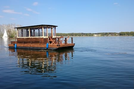 Scharmützelboot - Bad Saarow - Loď