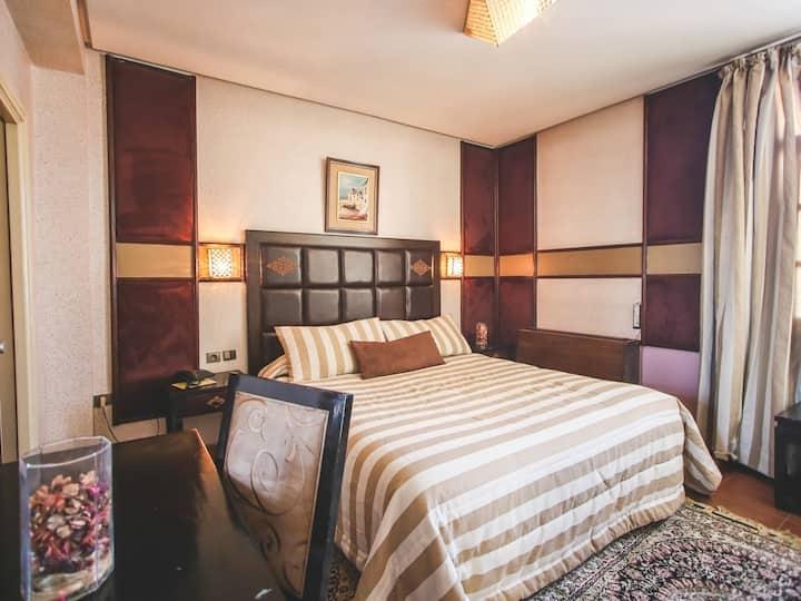Suite at Hotel Bab Mansour Meknes