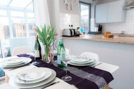 Abbey House - Towcester - Apartment