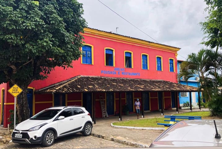 Pousada e Restaurante Areias