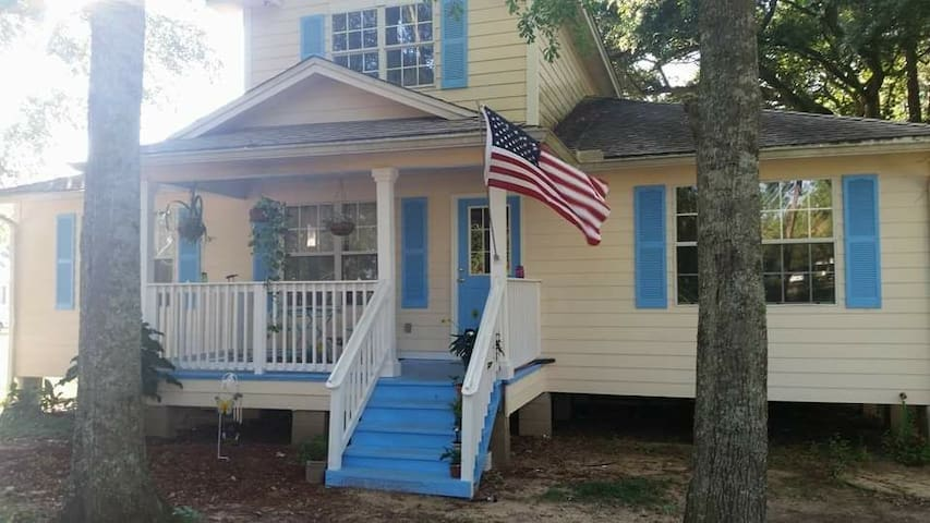 Country home close to beach - Robertsdale