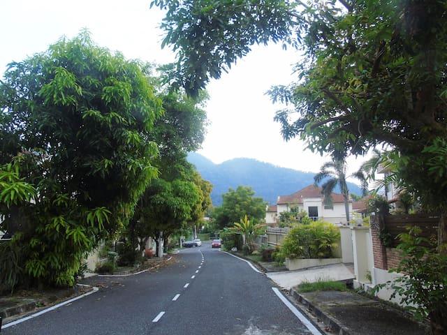 Batu Ferringhi Penang homestay, Speedy Wifi