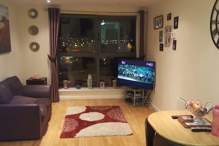 Double Bedroom in Leeds City Centre - ลิดส์