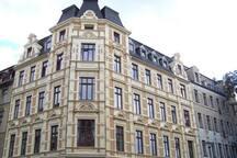Gemütliches Privatzimmer, in Görlitzer Altstadt