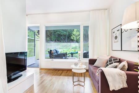 Sjarmerende &moderne leilighet sentralt i Sandvika - Sandvika