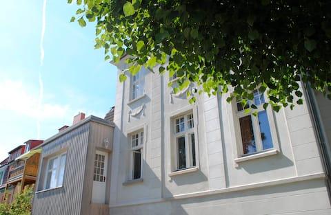 Villa Stralsund Hochparterre