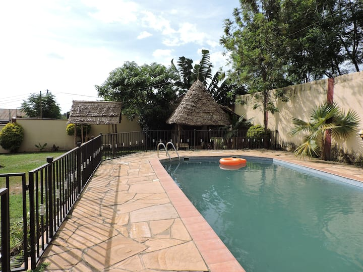 A remote & green place in the middle of Arusha
