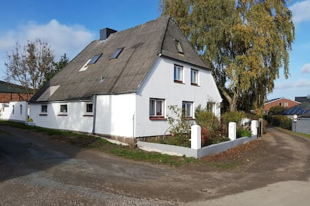 Weekend-Stay in old farmhouse close to Luebeck - Stockelsdorf - Apartamento