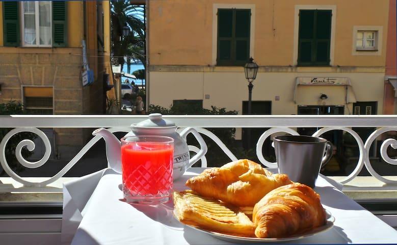 Garibaldi - In the heart of Rapallo - WiFi