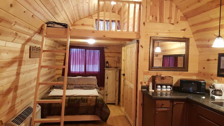 Cabin With Room to Roam