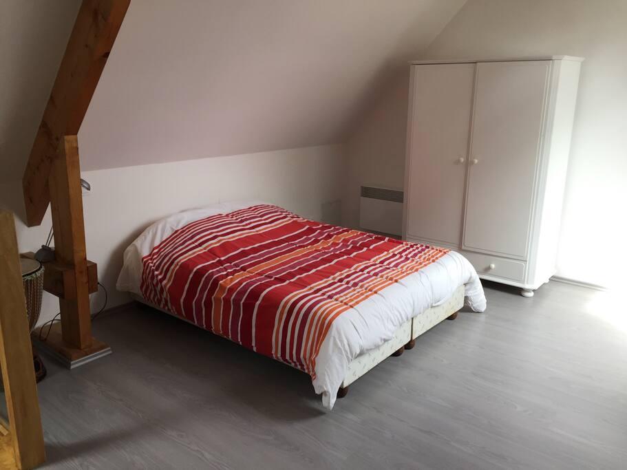 Chambre 2 mezzanine