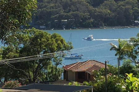 Refuge Cove On Pittwater With Views - Clareville