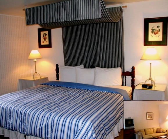 Arcady, fine lodging and relaxing