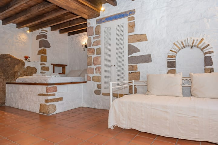 Blue Vista Patmos Villa Margarita studio