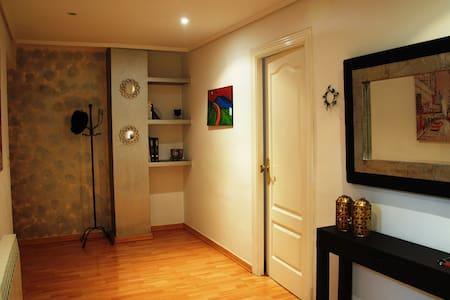 Piso de cuatro dormitorios frente al Corte Inglés - Salamanca
