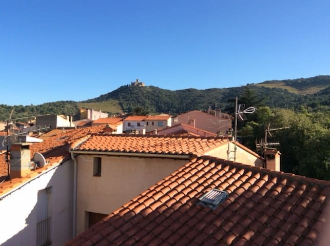 3 bedroom cottage with spacious roof terrace - Collioure - Casa