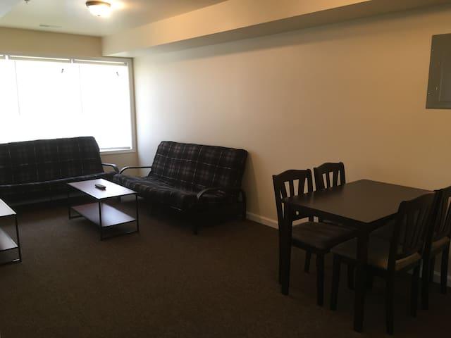 New Construction Two Bedroom Condo Suite