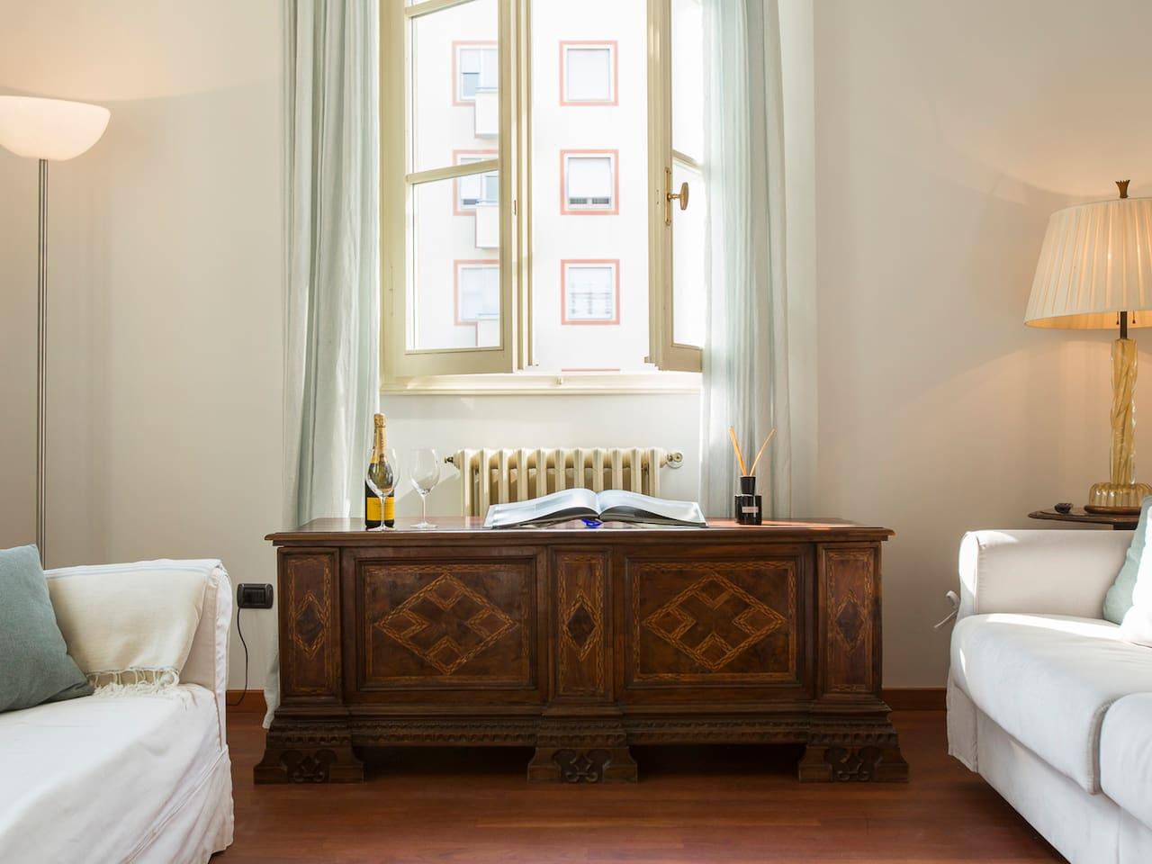 Ampio&raffinato in elegante palazzo, Bologna 80738