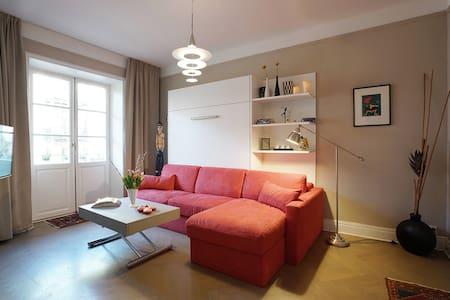 Exklusiv studio på Östermalm - Estocolmo - Bed & Breakfast