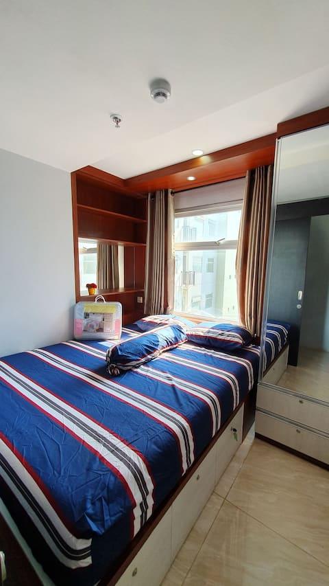 Grand Asia Afrika Apartment @CBD With Nice View