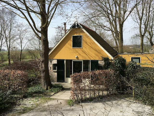 Cosy Holiday Home in Friesland
