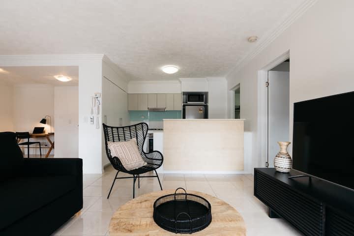 Gabba Central Apartments - 2 Bedroom Apartment