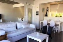 Comedor/Living - Dinning room/Living room