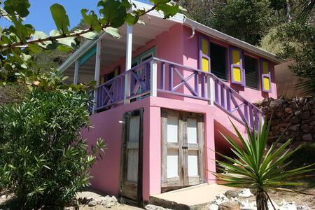Beachfront Cottage on Cooper Island