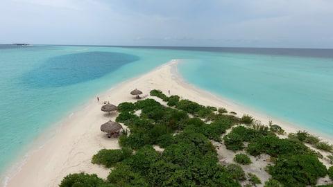 Rasdhoo Dive Lodge, Maldives