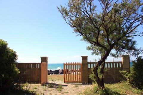 Casa con accesso  diretto sulla spiaggia Nord